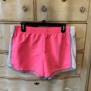 Danskin Now bright pink athletic shorts